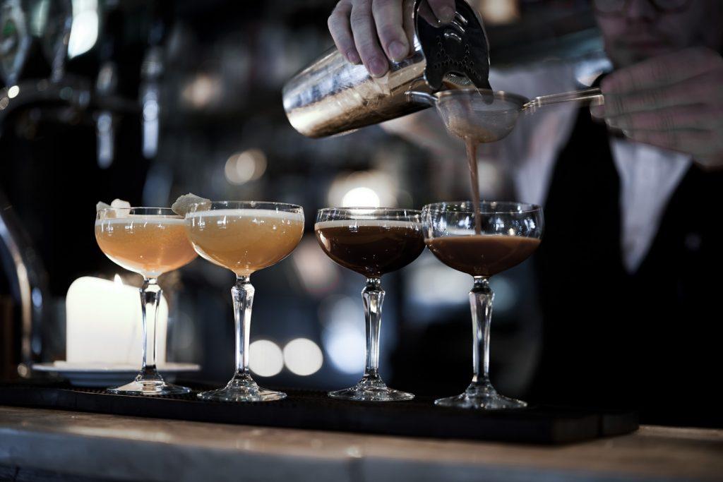Cafe victor cocktails